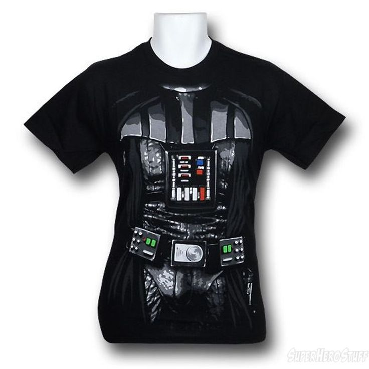 Images of Darth Vader Costume T-Shirt