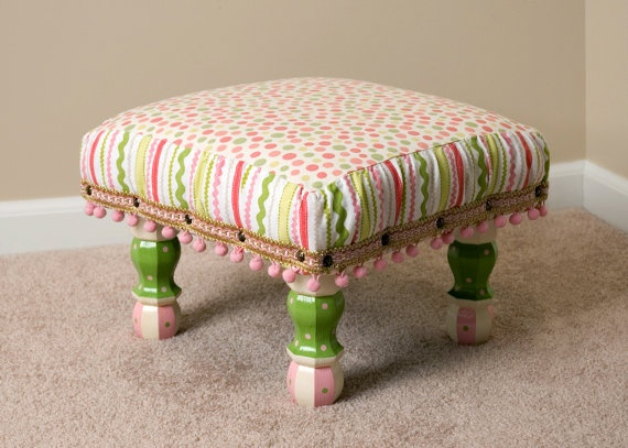 footstool ideas for flora! & Best 25+ Footstool ideas ideas on Pinterest | DIY furniture cheap ... islam-shia.org