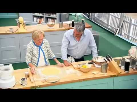 How to make the perfect lemon tart - Part 2 - The Great British Bake Off Masterclass - BBC Food - YouTube