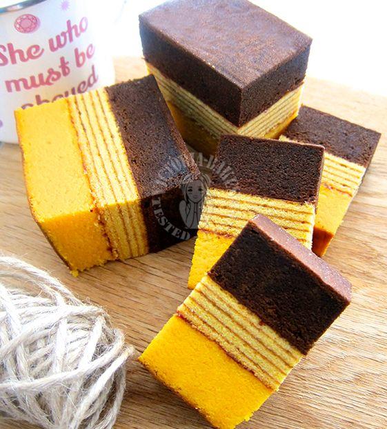 cream cheese lapis legit & surabaya layered cake ~