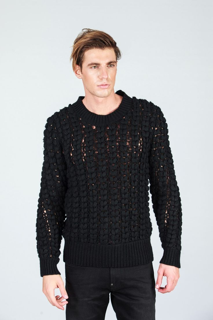 PIERRE BALMAIN Jumper at #hionidismankind #mensfashion