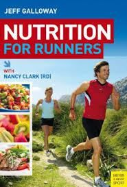 Jeff Galloway's New Book: Nutrition for Runners