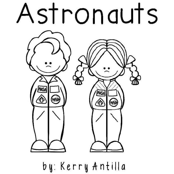 astronaut activities for pre k - photo #19