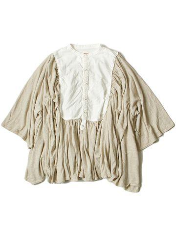 Cotton shirt : KAPITAL