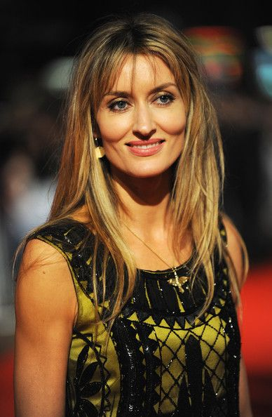 Natascha McElhone - The Times BFI London Film Festival: Up In The Air Red Carpet