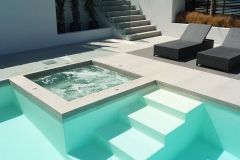 small swimming pools by Mayfair Pools