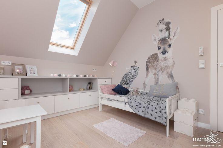 Pokój dziecka styl Nowoczesny - zdjęcie od MANGO Studio Architektury Wnętrz i Ogrodów - Pokój dziecka - Styl Nowoczesny - MANGO Studio Architektury Wnętrz i Ogrodów