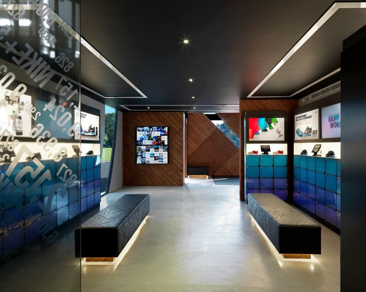 #Nike+ #FuelStation Offers Athletes Digital Experience  To support the local athlete community, Nike has opened the Nike+ FuelStation at Clapham Common, London. This digitally enabled sporting clubhouse follows a modern, also tech-equipped retail space, which Nike launched in March at Boxpark.