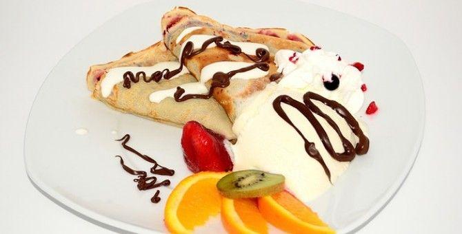 Czech pancake