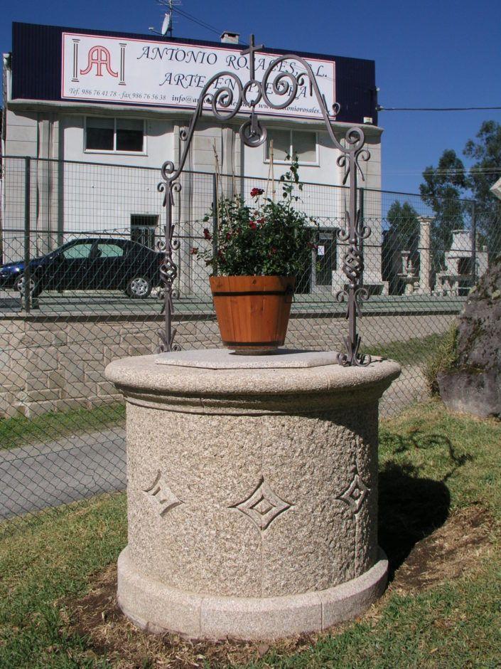 15 must see pozos de agua pins hada del agua casas - Decoracion de piedras para jardin ...