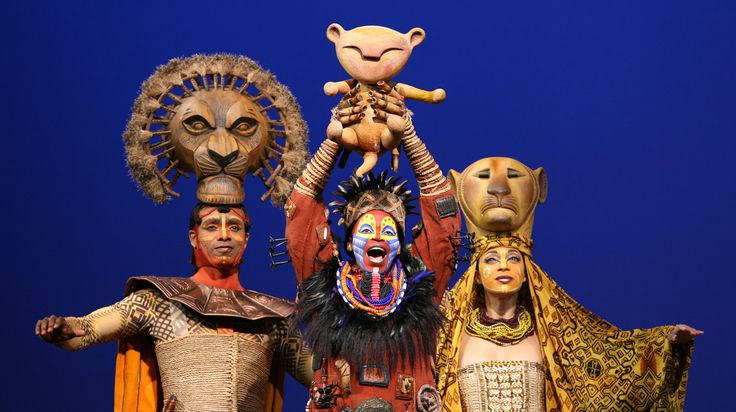 The Lion King Broadway tickets, reviews and information