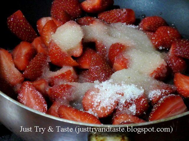 Resep Selai Strawberry Resep Makanan Makanan Dan Minuman Makanan Penutup