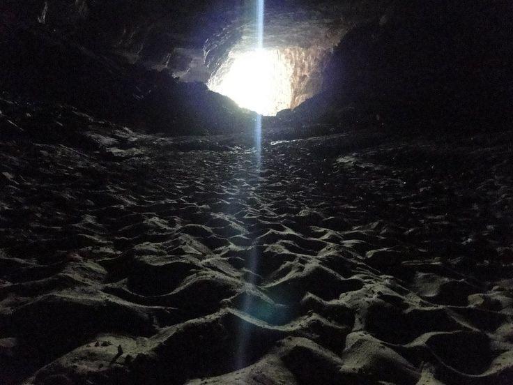 caverna Cachoeira do Funil, Mambaí (GO) por Adriana Vaz #natureza #nature #picture #photo #fotografia #caverna #cave #Brasil #Brazil #Goias #Mambai #cachoeiradofunil