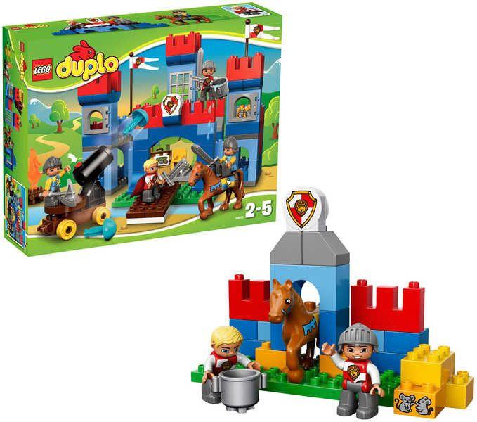 Lego Duplo 10577 Velký královský hrad - 0