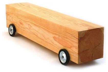 bancos por woodloops.de
