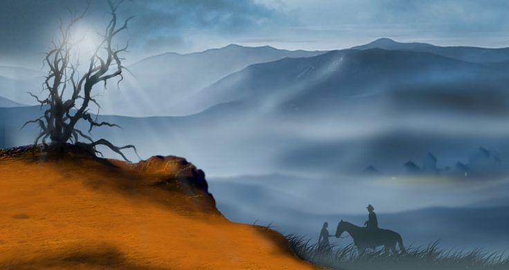 La Tour Sombre, Magie et cristal, Roland et Susan