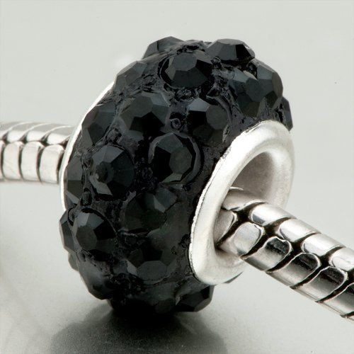 Pugster Handcrafted Black Crystal Resin Birthstone Beads Fits Pandora Charm Bracelet Pugster. $15.49. Metal: Resin, Crystal. Color: Black. Size (mm): 9.05*15.09*15.09. Weight (gram): 1.25