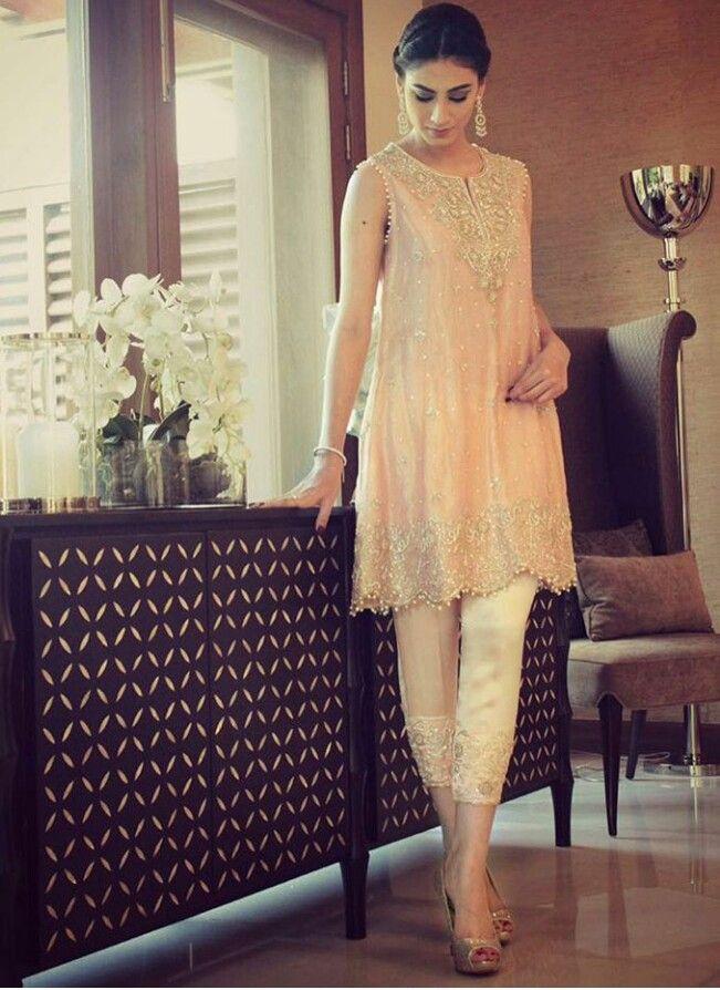 Pakistani Eid outfit by Mehreen Humayun.
