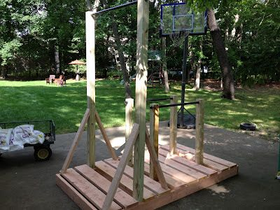 Backyard Pullup and Dip Bar System   The Invention Factory