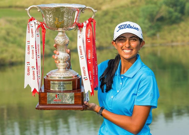 Fairytale finish for Ashok at Hero Womens Indian Open @letgolf  Rookie professional Aditi Ashok wrote her name into the history books as she was crowned as the first home winner of the Hero Womens Indian Open at DLF Golf and Country Club in Gurgaon on Sunday.  The 18-year-old from Bangalore became the first Indian player to win on the Ladies European Tour in one of the most romantic fairy tales that the circuit has ever witnessed.  The teenager who was inspired to become a professional…