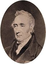 George Stephenson not only invented the first railway engine, but set the standard gauge of railways at 4 fee 8 1/2 inches, still used today
