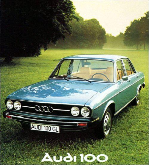 """Audi 1975 – Adam """"Bysio"""" (PL)"""