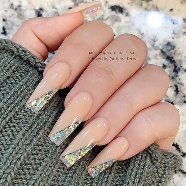 Pin By Laura Roeben On Nail Art In 2020 Tapered Square Nails Square Nails Pretty Acrylic Nails