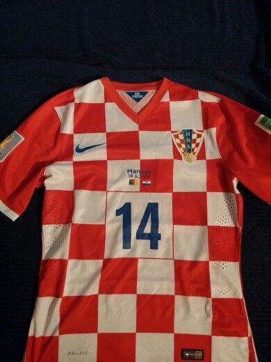 HNS 2014 World Cup shirt