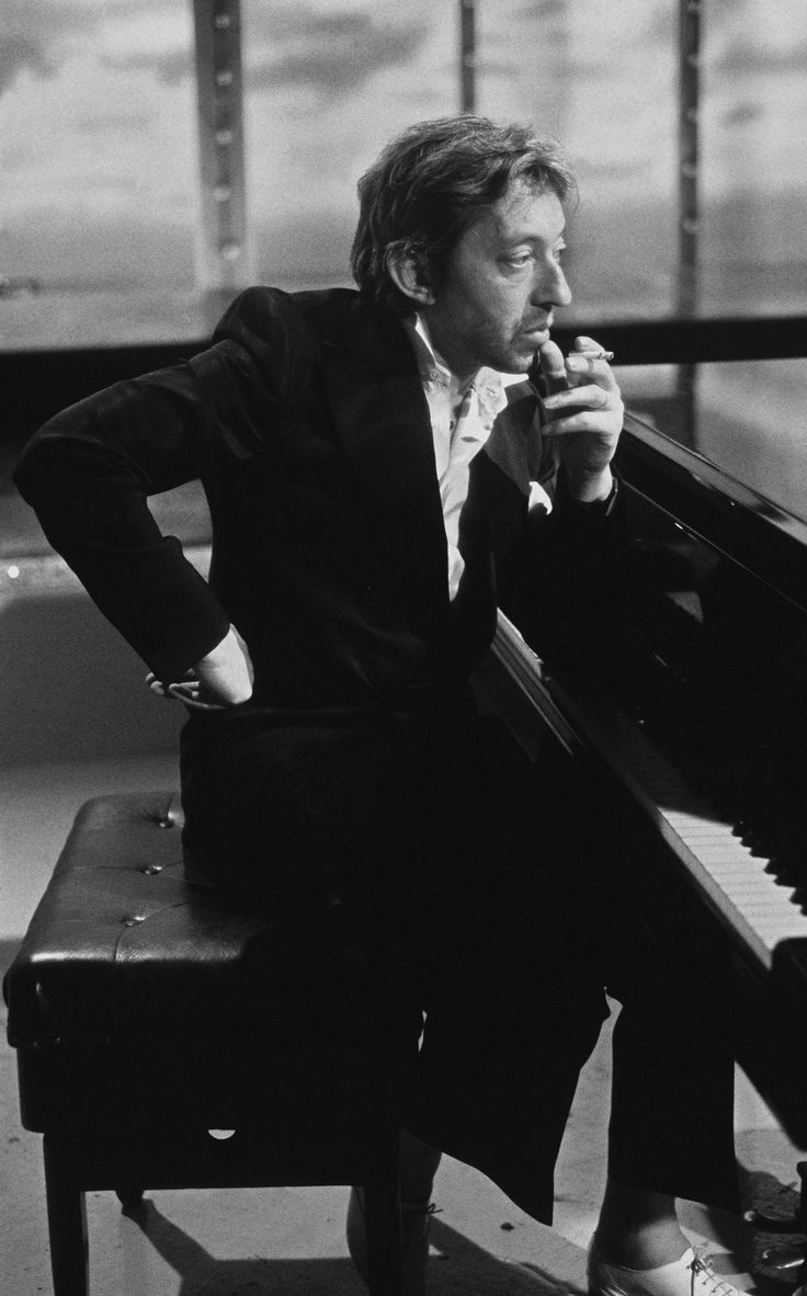 Jacques Benaroch - Serge Gainsbourg | Oeuvre d'Art en Vente Artsper