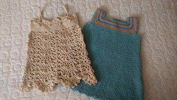 Vestido de bebe a crochet / Crochet baby dress  Visit www.facebook.com/hilaria.hechoamano pedidos y consultas hilaria.hechoamano@gmail.com