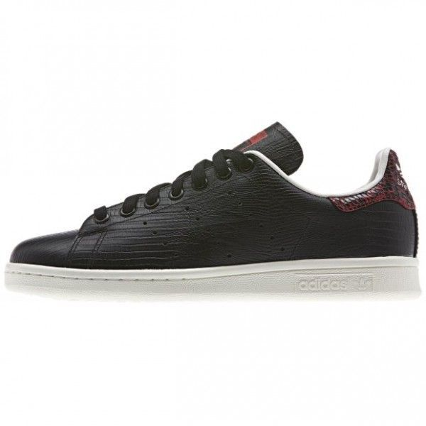 adidas stan smith snake black