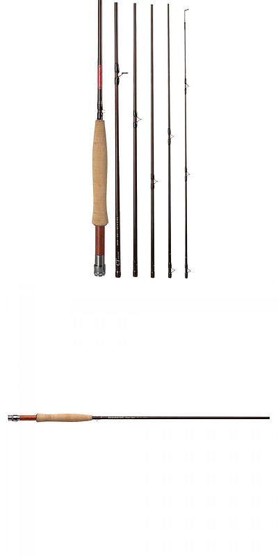 Fly Fishing Rods 23819: Redington Classic Trout 380-6 8 0 #3 Wt. 6 Pc Pack Fly Rod, Tube +Free Leaders BUY IT NOW ONLY: $169.95