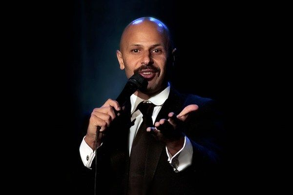 The almost lawyer – Maz Jobrani, using his wit to tickle people's funny bone instead #BeBold #BeBrave #BeBrilliant #inspiration #motivation #passion #drive #standup #netflix #youtube #IraniAmerican #entertainment #entertainer #performer #Comedian #Comedy