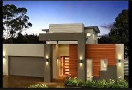 Resultado de imagen para fachadas de casas de una planta #casaspequeñasdeunaplanta