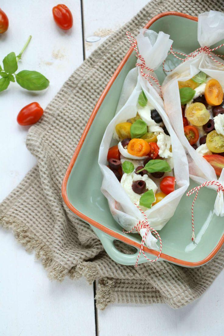 Kabeljauw uit de oven van Jamie Oliver. Een lekker fris lente gerecht #recept #jamieoliver