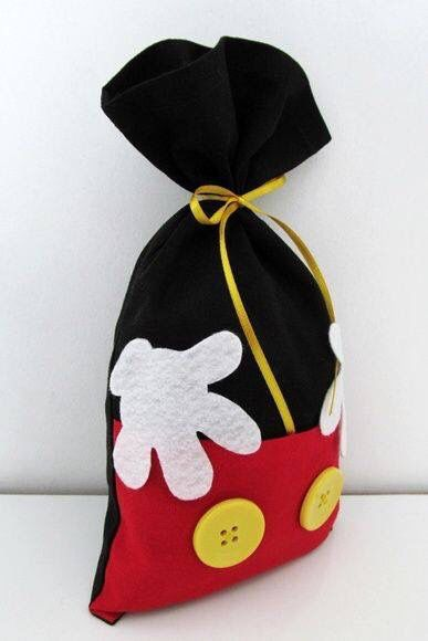 Mickey Mouse Baggie