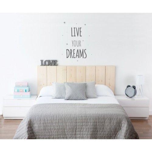 Live your dreams vinilo