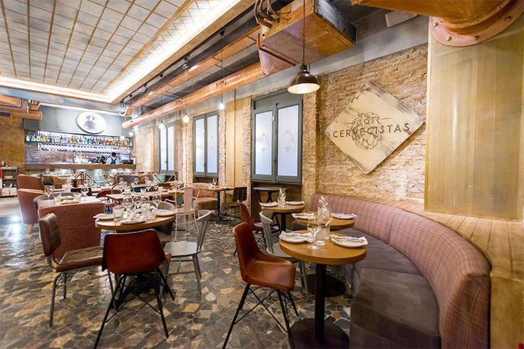Estos cinco nuevos restaurantes se adaptarán a tu ritmo de vida gracias a su cocina abierta en horario ininterrumpido.