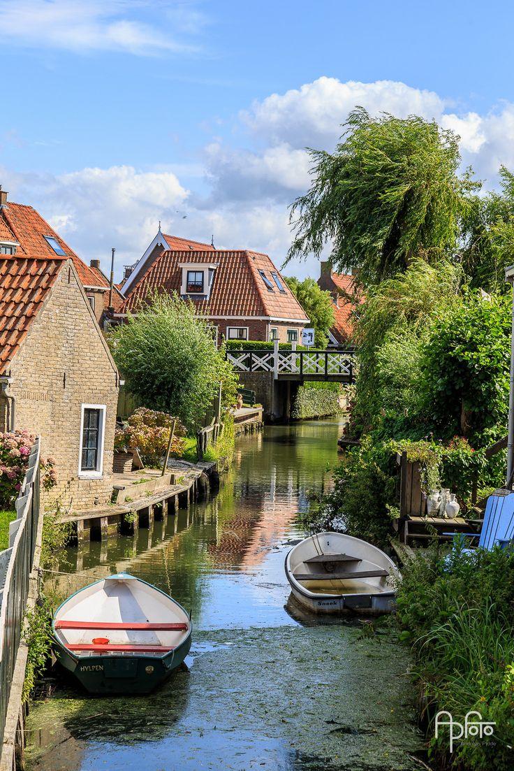 Hindeloopen, Friesland.