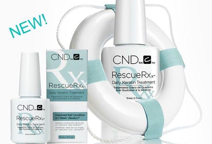 Mecapp: CND™-Rescue RXx™, il primo trattamento quotidiano ...