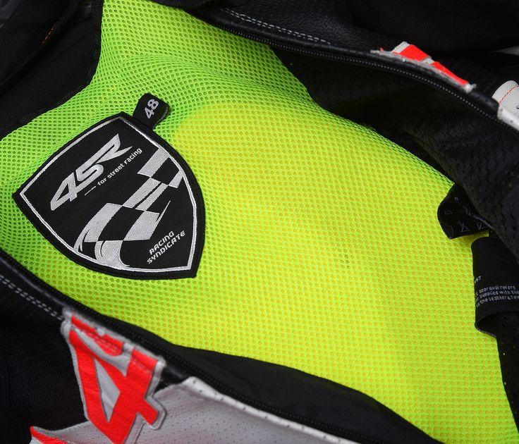 4SR 1PC suit Racing Replica Superleggera Red
