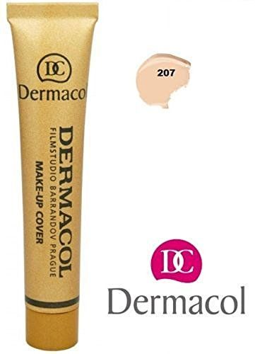 Dermacol Cover Foundation SPF 30 Color 211 (Make-up Cover Waterproof) 1 oz  DERMACOL MAKE UPO COVER - the Schoenheitsgeheimis The Stars - Color 211  Dermacol Cover Foundation SPF 30 Color 211 (Make-up Cover Waterproof) 1 oz  Dermacol Make-Up Cover Foundation 30g