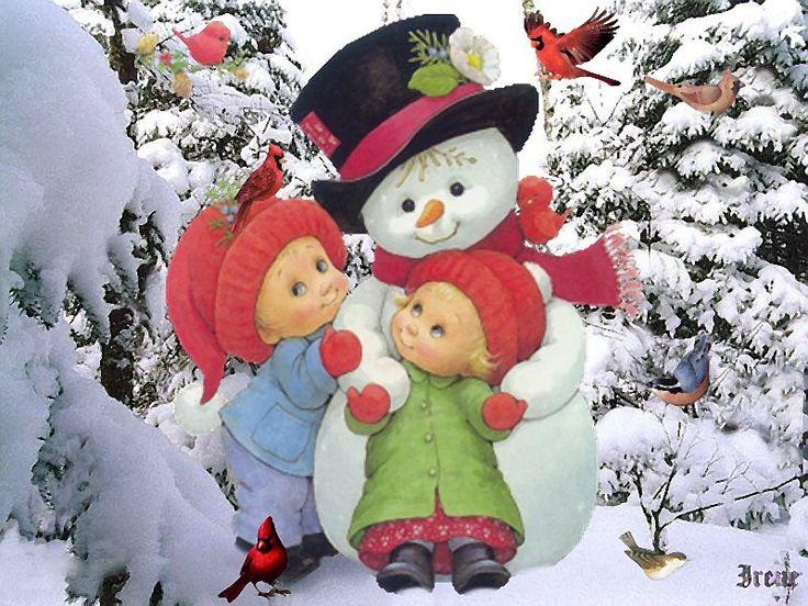 Frosty y amigos   Ruth Morehead