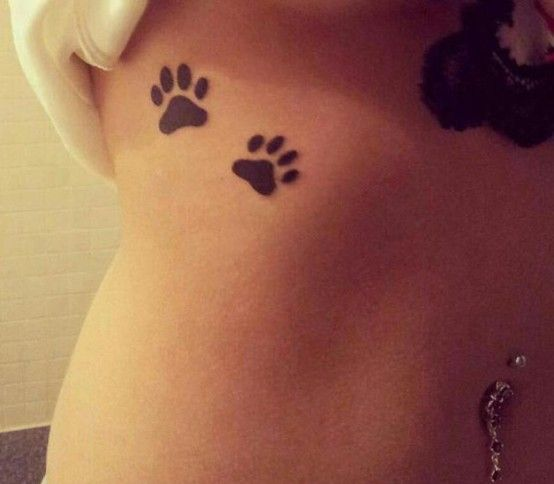 definitely getting paw prints somewhere. never forget your best friend <3