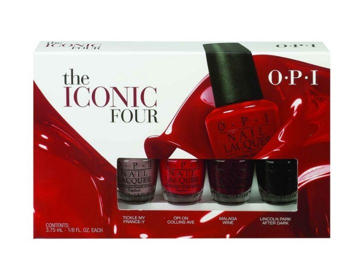 OPI - The Iconic Four Kit