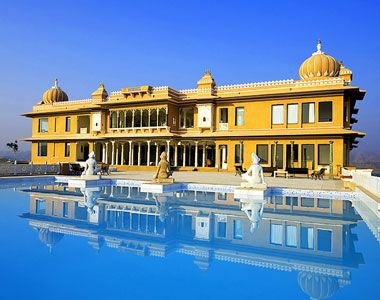 #WeddinginUdaipur Udaipur is the most attractive city in Rajasthan. There are many beautiful palaces; gardens are situated here which makes your wedding special. This city is also known as city of dreams. Devigarh fort palace, the lalit laxmi vilas, fatehgarh palace are famous places for wedding.