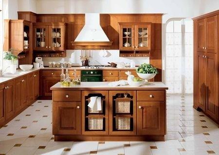 104 best Mahogany or teak kitchen cabinets images on Pinterest ...