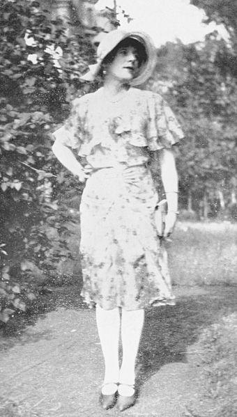 Lili Elbe 1930