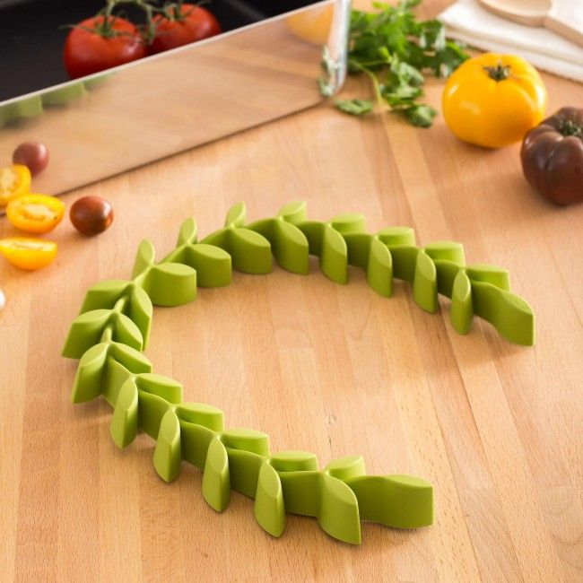 Prepara Silicone Roasting Rack (Spring Green)