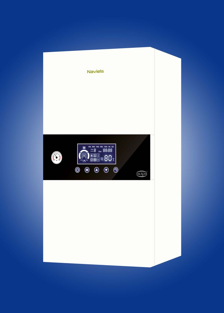 Wall hung Electric Boiler 10 kW - 72 kW capacity 220 Volt or 380 Volt
